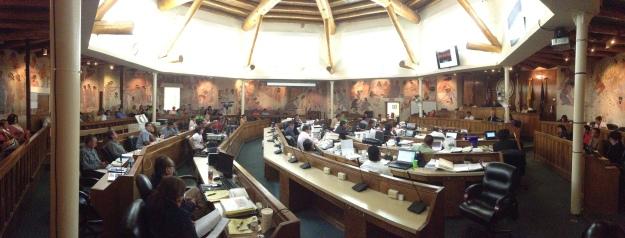 Council debate on Legislation No. 91-14.
